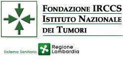 Logo della Fondazione IRCCS Istituto Nazionale dei Tumori di Milano (Sistema Sanitario Regione Lombardia)